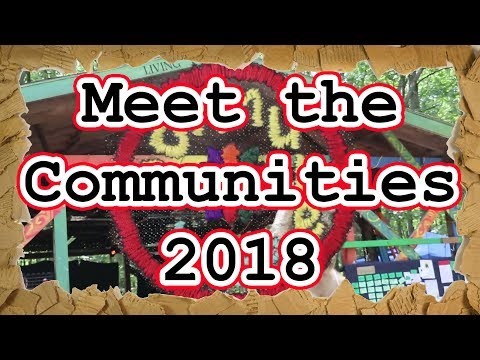 Meet The Communities | Twin Oaks Communities Conference 2018