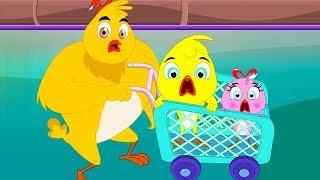 Eena Meena Deeka | Grocery Store | Funny Cartoon Compilation | Cartoons for Children