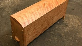 WOODWORKING, A Tool Chest For Alec Steele
