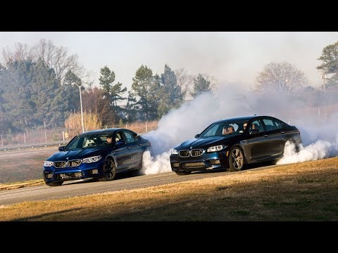 Behind the scenes: Watch how BMW attempted TWO GUINNESS WORLD RECORDS™ titles in the ALL NEW BMW M5