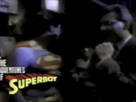 """The Adventures of Superboy"" commercial - ""Bodyswap"" - 1991"