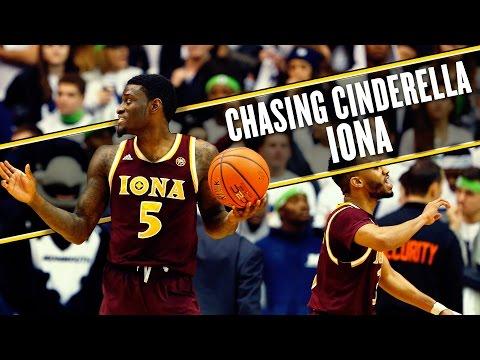 Chasing Cinderella 2016: Iona basketball