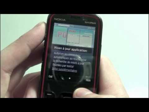 Nokia 5630 XpressMusic - Démonstration, prise en main et test