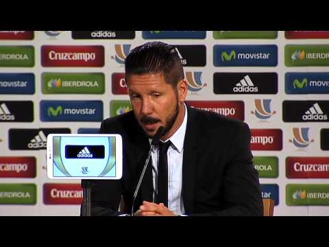 "Diego Simeone: ""Angel di Maria bester Spieler von Real Madrid"" 