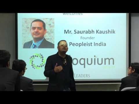 The Role of Business HR at IIM Ranchi by Saurabh Kaushik