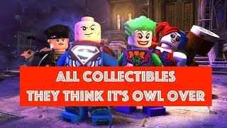 Lego DC Super Villains They Think It