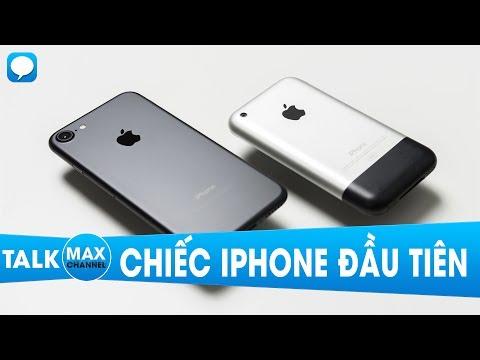 """Chiếc iPhone đầu tiên """"tệ hại"""" như thế nào?"""