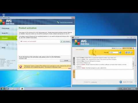 Messin' with Fake AVG Antivirus 2011