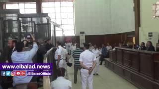 قاضي اغتيال النائب العام لعضو الدفاع:  'هاخد ضدك إجراء'..فيديو وصور