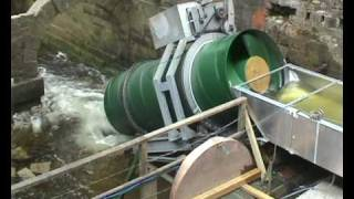 Plastic Archimedes Screw