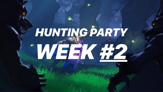 Fortnite: Hunting Party Week 2 Location [SECRET BATTLE STAR]