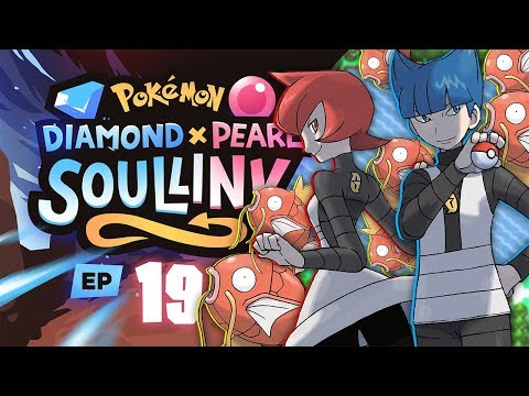 "Pokemon Diamond & Pearl Soul Link Randomized Nuzlocke W/ Astroid EP 19 - ""VOCAL WARMUPS"""
