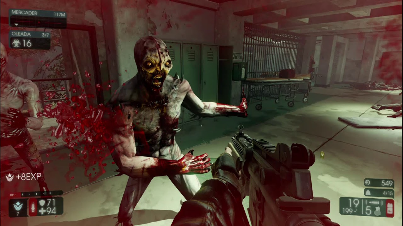 KILLING FLOOR 2 GRATIS EN EPIC GAMES - YouTube