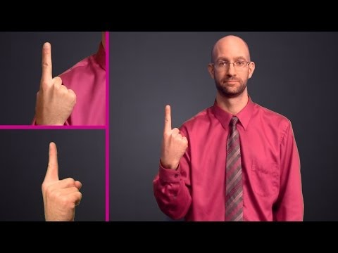 Numbers 1 To 30 | ASL - American Sign Language