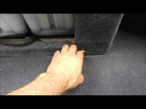 Boat floor replacement doovi for Cheap carpet installation