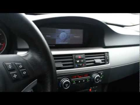 BMW 325d 197 PS - Interieur - Modell 2007 (e90)