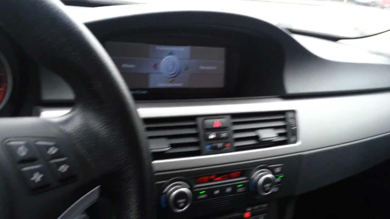 Beste BMW 325d 197 PS - Interieur - Modell 2007 (e90) - YouTube US-44