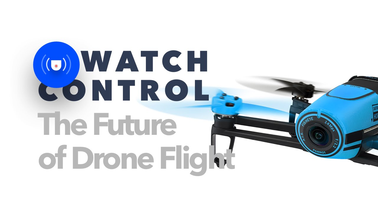 Fly a Parrot Drone with Apple Watch - Jackrabbit
