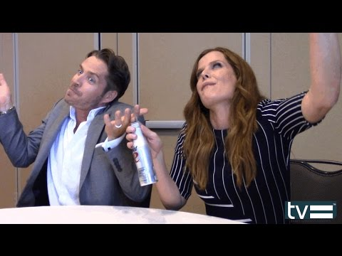 Sean Maguire & Rebecca Mader   Once Upon a Time Season 5