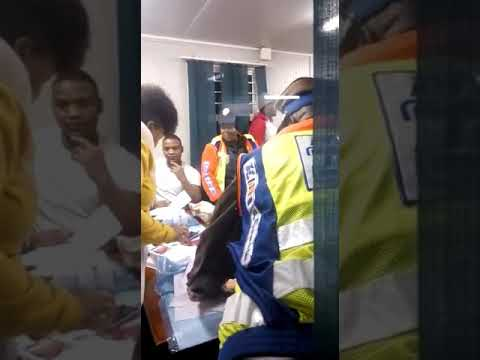 JMPD officers violating young white girls rights