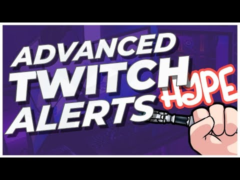 Creating ANIMATED Twitch Alerts For Your Stream Using After Effects
