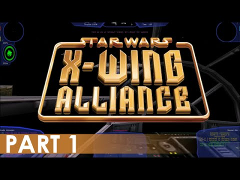 X-Wing Alliance - A Playthrough, Part 1