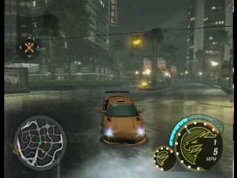 Need For Speed Underground 2 Trailer #15 Spinners