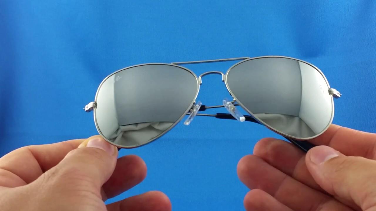 39c5aa76f54a9 ... switzerland aviator ray ban mirror pilot sunglasses from aliexpress  unboxing haul youtube 59dc0 05cd4