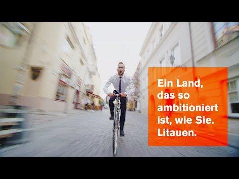 Litauen: Bestes Geschäftsklima in Osteuropa / Wachsender Logistiksektor