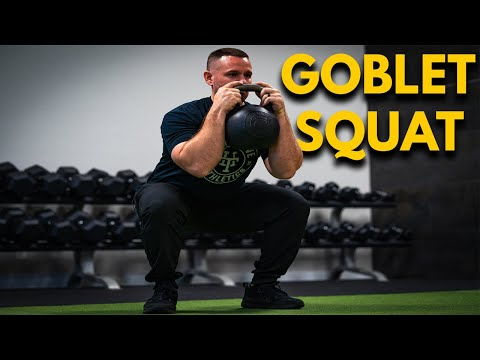 How To Goblet Squat - FREE Squat Like A PRO Guide