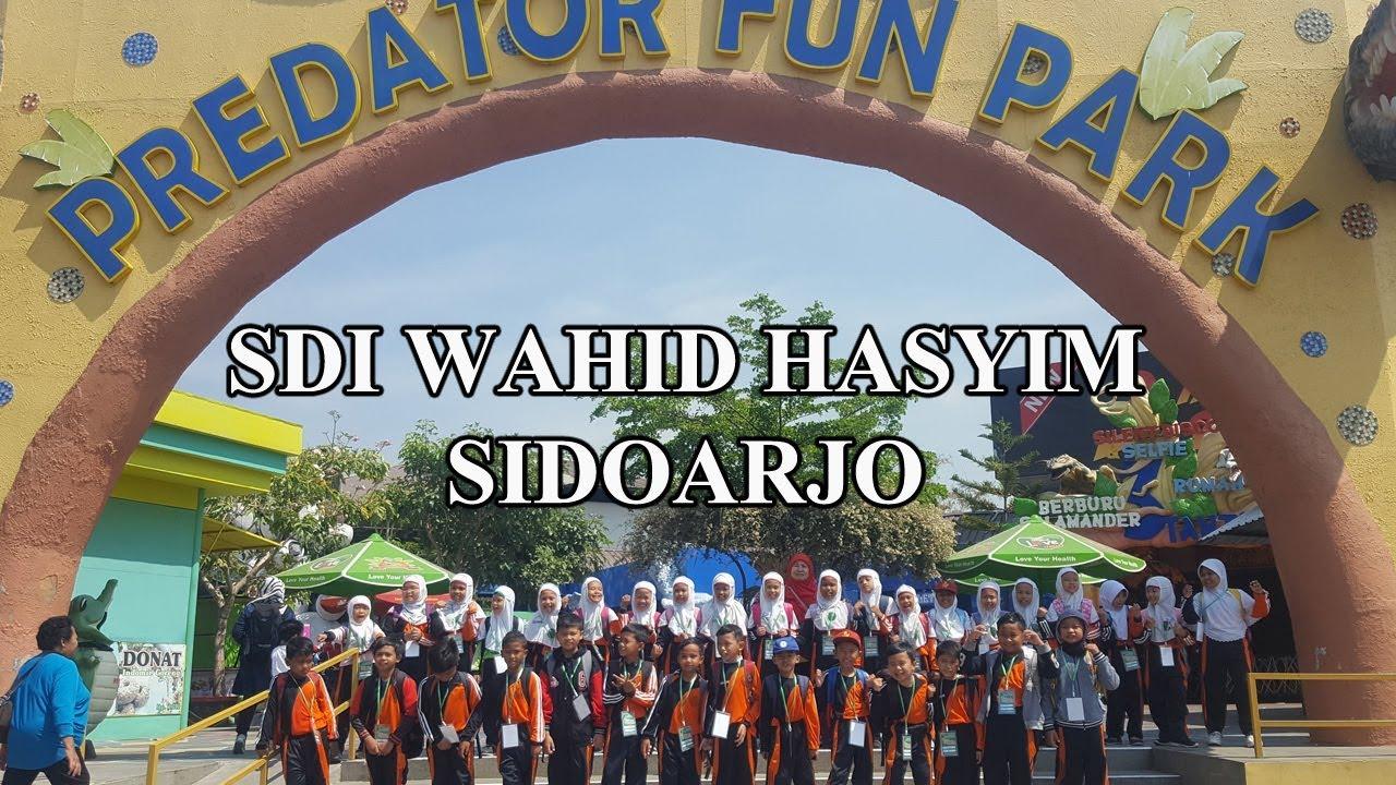 Download SERUNYA OUTBOUND & EDUKASI SDI WAHID HASYIM SIDOARJO DI PREDATOR FUN PARK