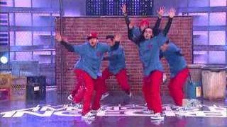 ABDC Champions For Charity Super Cr3w Part5