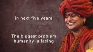 Das grösste Problem der Menschheit in den nächsten fünf Jahren