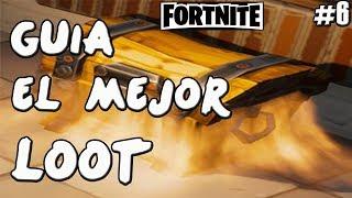Guia El Mejor Sitio Donde Caer En Fortnite Battle Royale Gameplay Español Youtube