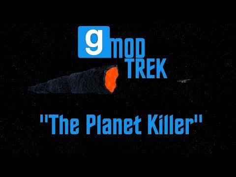 GMod Trek: The Planet Killer