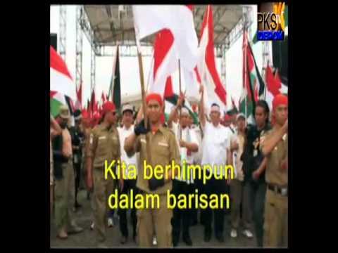 Mars PKS With lyrics by shoutul harokah