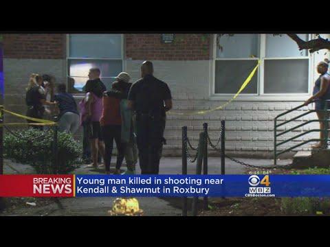 Man Dies In Roxbury Shooting