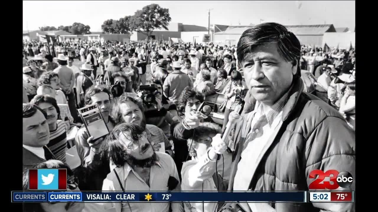 Cesar Chavez Legacy: It all started with a vision