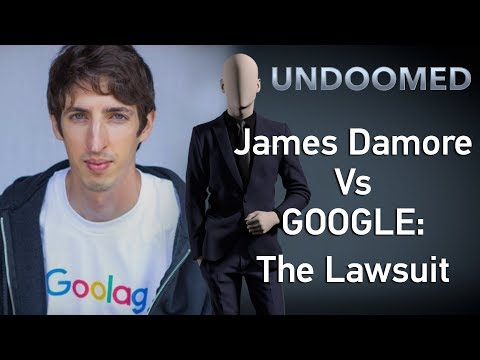 James Damore Vs Google: The Lawsuit