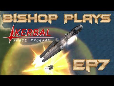 Kerbal Space Program Ep7 - Tourism