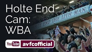 Holte End Cam - West Brom cup win