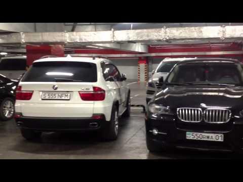 Cars of Astana. Kazakhstan. AllKazAuto