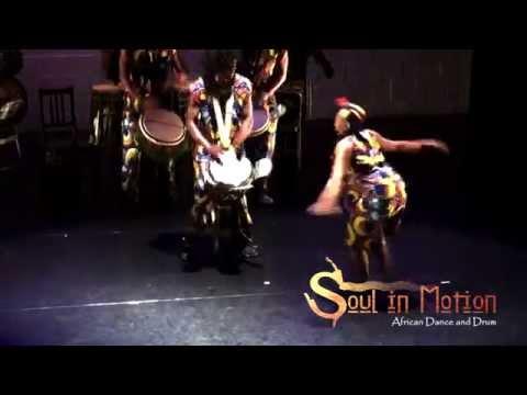 Kuku - Dance Africa 2015