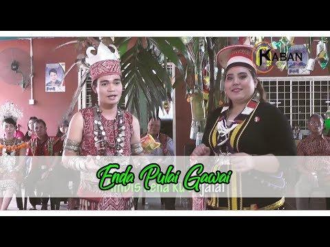 Gawai KMP 2018 | Dino & Lala Poli | Enda Pulai Gawai