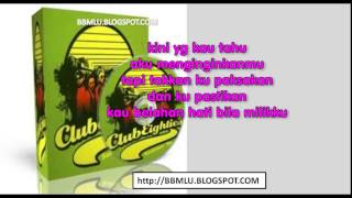 Club Eighties - Dari Hati (LIRIK) | OFFICIAL LYRIC VIDEO @LIRIKMUSIK10