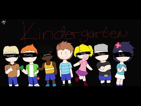 Kindergarten speedpaint