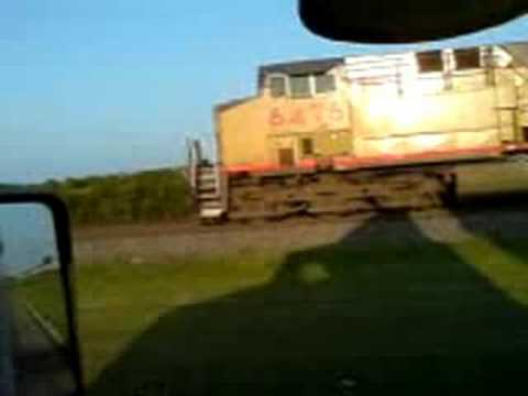 freight train in oklahoma