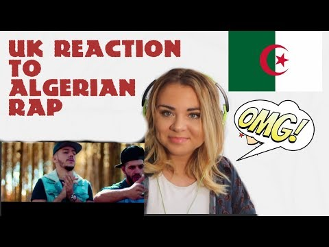 HARMONIKA - ZED x PINE [ Clip Officiel ]#Freezy REACTION| UK REACTION TO ALGERIAN RAP