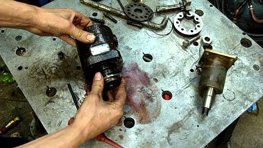 John Deere Backhoe Wiring Diagram Char Lyn Hydraulic Steering Valve Autopsy Youtube
