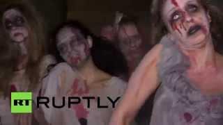 Лондонские зомби станцевали под песню Майкла Джексона